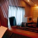 Control desde el studio